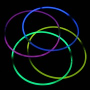 Glow Filled Necklaces
